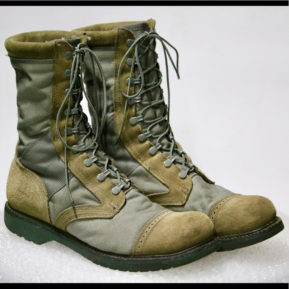 92d97a97d0f CORCORAN Boots 87146 MARAUDER Sage Green Size 13